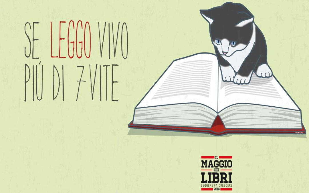 Il maggio dei libri: anche in Libreria tante iniziative dedicate!