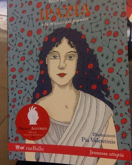 In libreria il libro vincitore del premio Andersen 2016