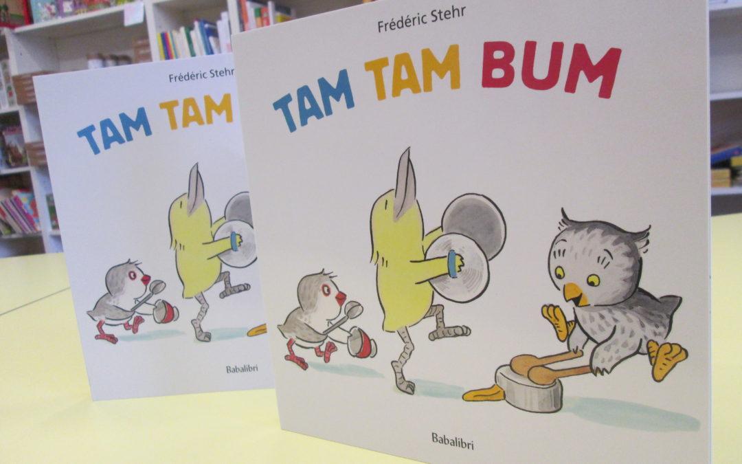 Un libro da suonare … tam tam bum