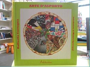 L'arte servita in una cartone per la pizza!