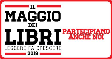 CALENDARIO EVENTI IN LIBRERIA MAGGIO  2018