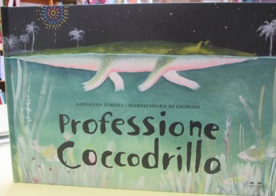 professione coccodrillo