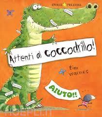attenti al coccodrillo aiuto