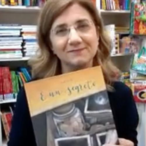 Maria Teresa Nardi mostra il libro è un segreto